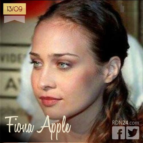13 de septiembre | Fiona Apple - @Fionapplefans | Info + vídeos
