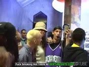 Rapper nước ngoài tụ tâp ăn chơi