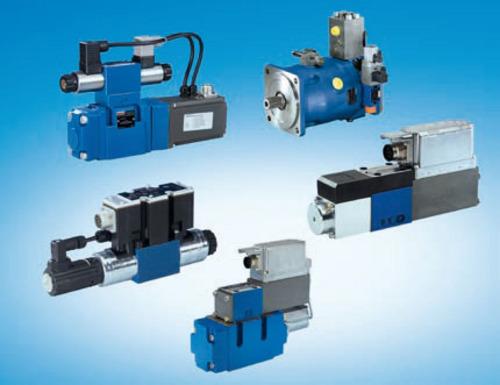 Bosch Indramat Rexroth Servo Motor Central Invrtech