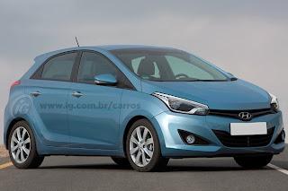 Fotos e preços do Hyundai HB20
