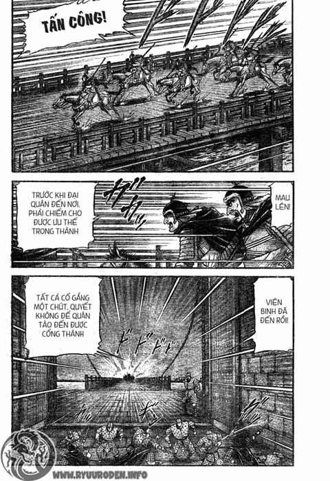 Chú Bé Rồng - Ryuuroden chap 194 - Trang 19