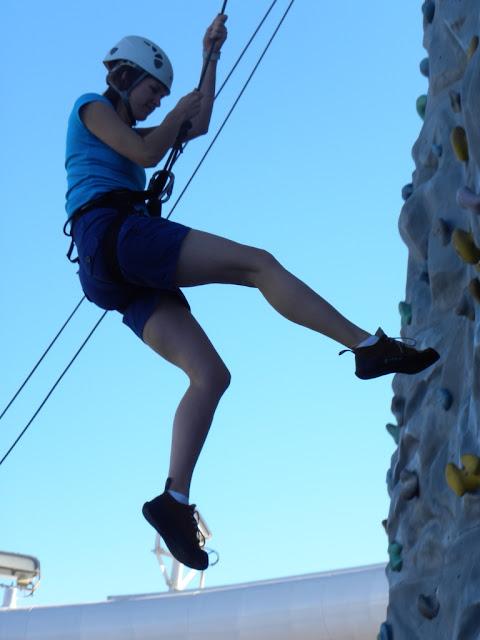 Rock Climbing Cruise