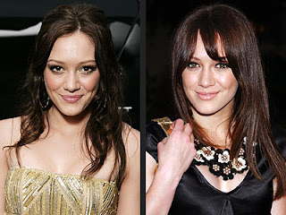 Side Fringe Hairstyles Pictures - Celebrity Hairstyle Ideas for Girls