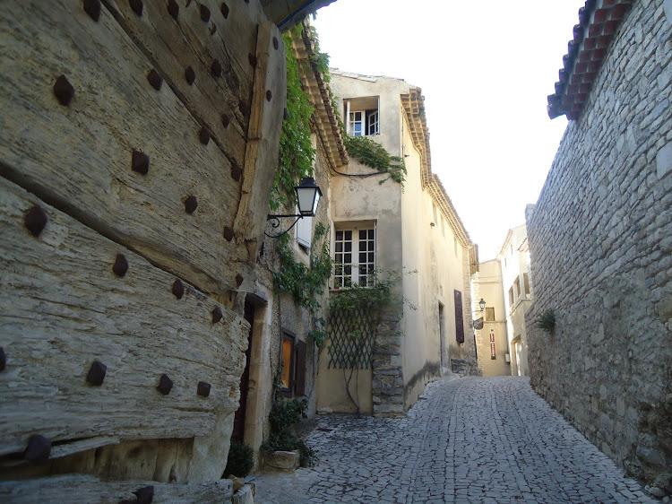 Rue des Poternes de la porte des Huguenots