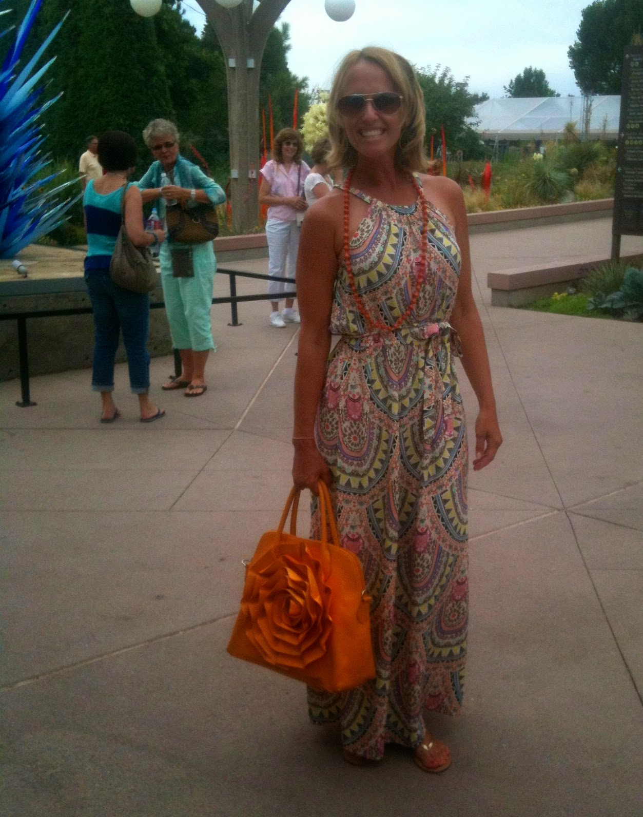 Home-Where Story Begins: Denver Fashion Finds at the Chihuly ...
