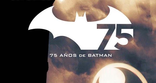 75 versiones del hombre murciélago