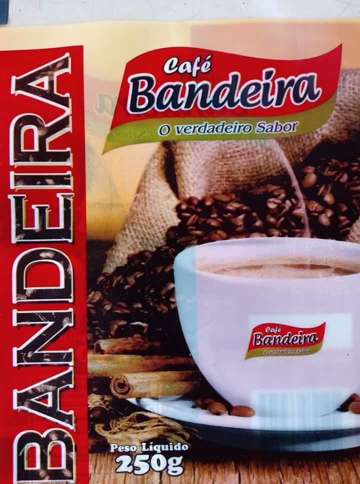CAFÉ BANDEIRA, O VERDADEIRO SABOR.