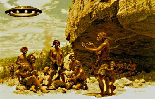 extraterrestres ancestrales