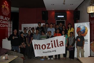 Catatan Kopdar Mozilla Firefox Indonesia di Manado