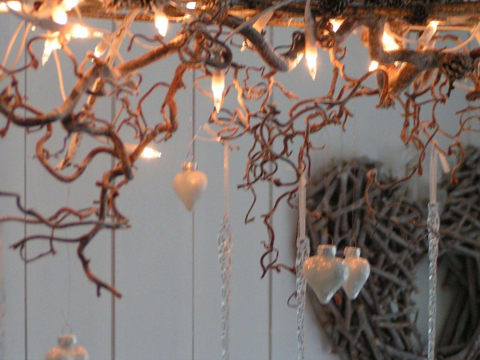 De with brocante ons huis in kerstsfeer - Tafel josephine wereldje van het huis ...