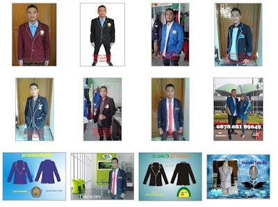 Bikin Jas Almamater di Jakarta Selatan: Kuningan Barat, Pela Mampang, Bangka, Tegal Parang, Mampang Prapatan