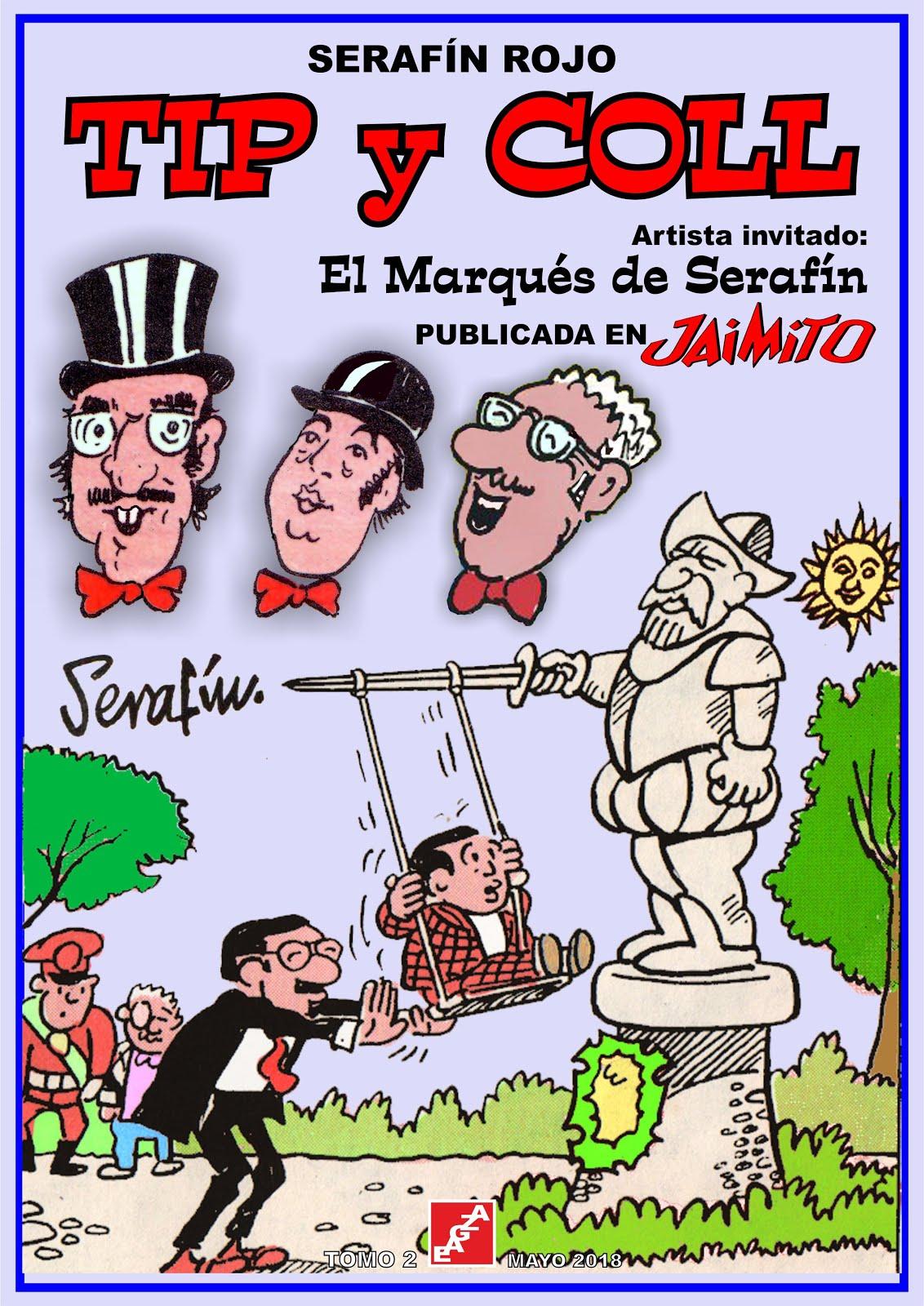 Tip y Coll en Jaimito- Tomos 01-02 - Serafín - EAGZA