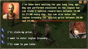 Eudemons Online Legion War