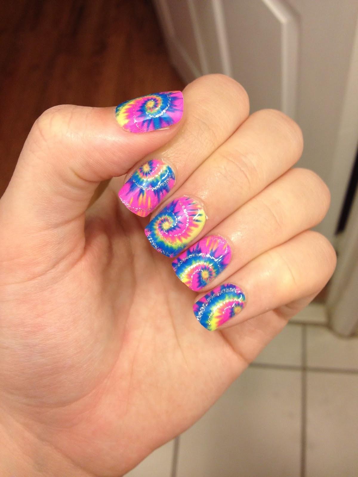 Famous Impress Nails Component - Nail Art Design Ideas ...