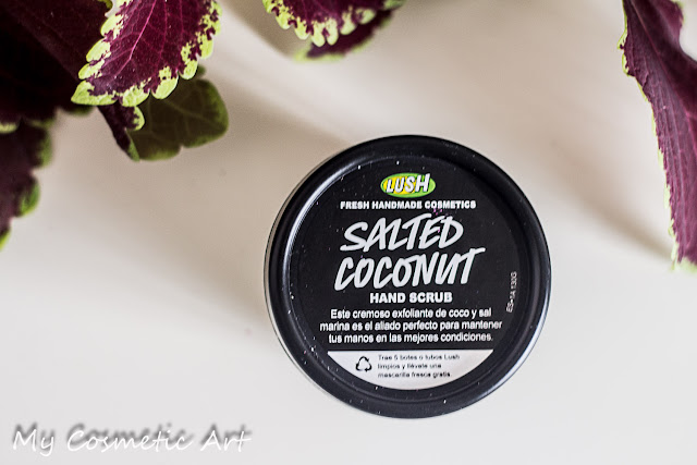 Exfoliante de manos Salted Coconut