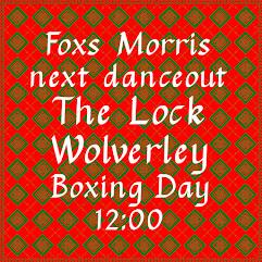 Foxs Next Event