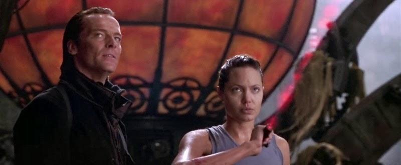 Lara Croft. Tomb Raider (2001) S4 s Lara Croft. Tomb Raider (2001)