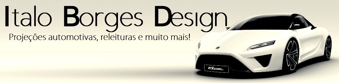 .:::Italo Borges Design:::. Projees Automotivas