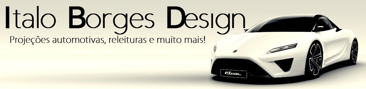 .:::Italo Borges Design:::. Projeções Automotivas