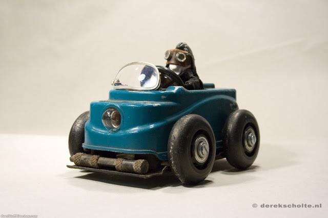 Cicero's toy car