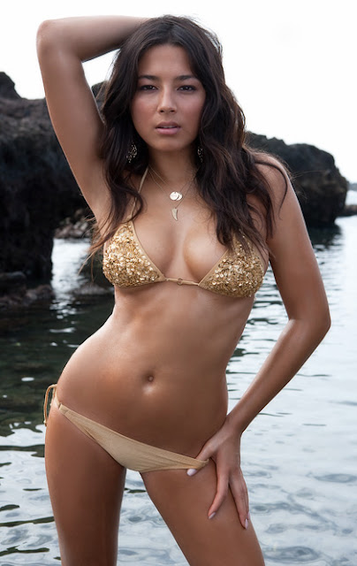 Jessica Gomes, Swimsuit Model