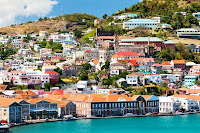 Best Caribbean Honeymoon Destinations - St.George, Grenada