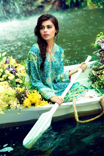 Satrangi Pret by Bonanza Ready to Wear Eid Collection