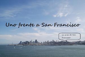 Uno frente a San Francisco en Primavera