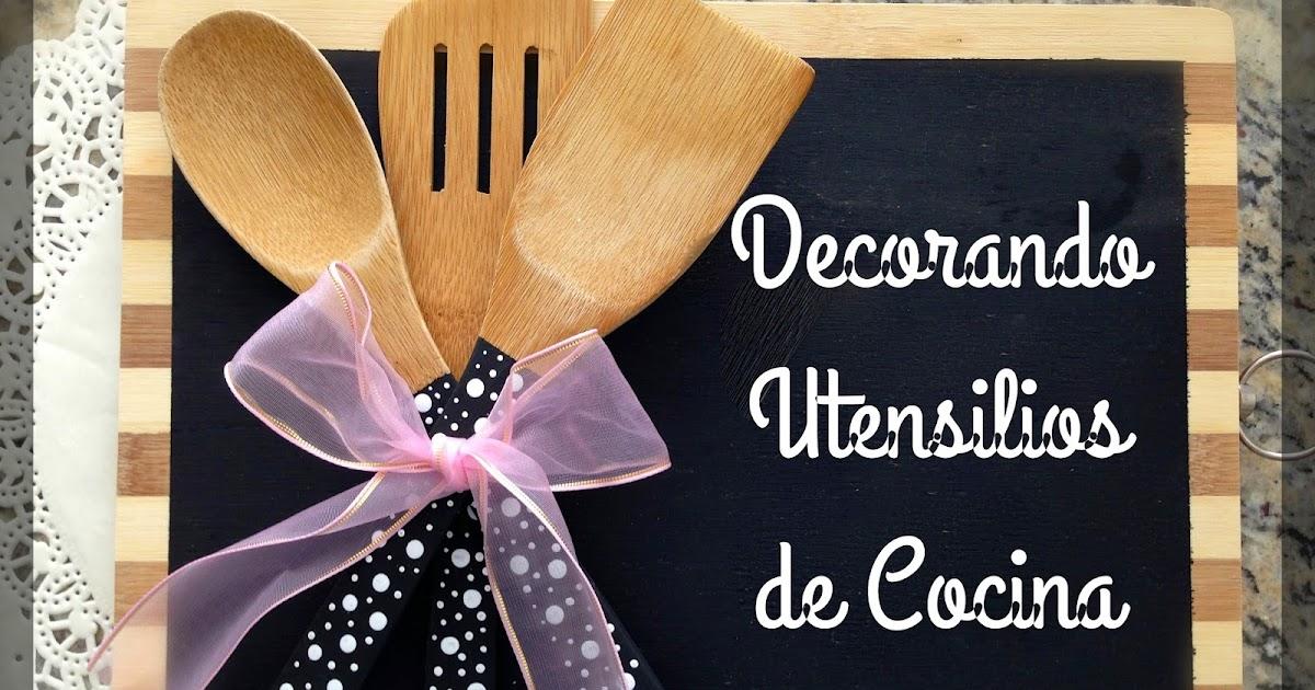 Casa eglys diy decorando utensilios de cocina for Utensilios de cocina casa joven