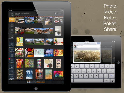 Fera HD For iPad Via For Facebook