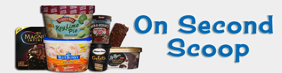 On Second Scoop: Ice Cream Reviews