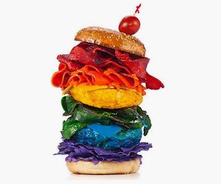hamburguesas creativas