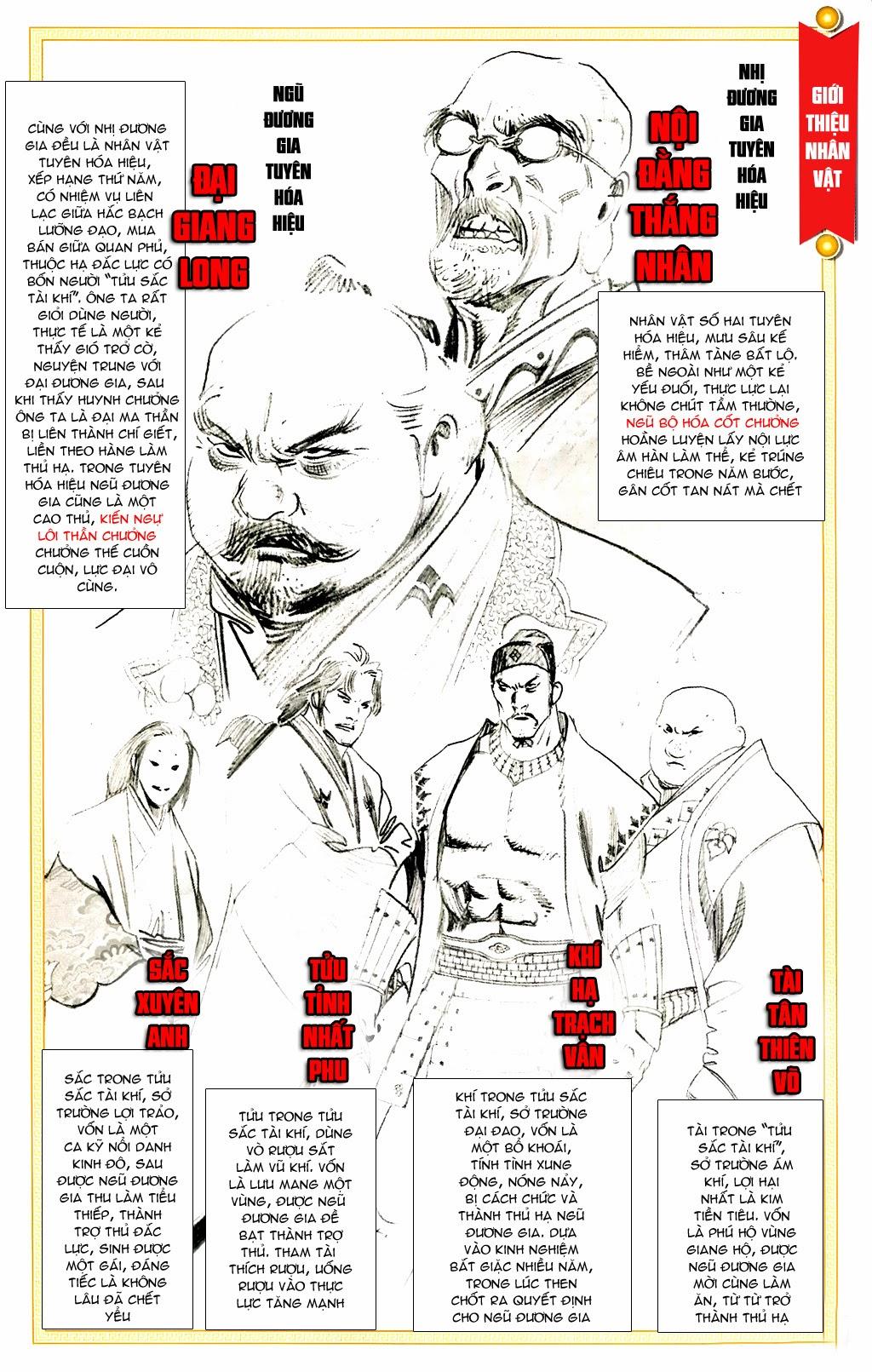 Phong Vân Chap 663 - Trang 4