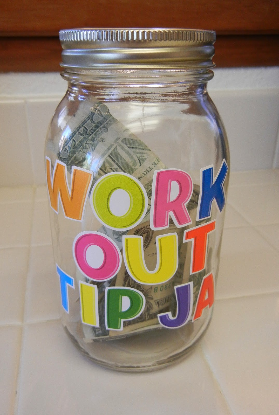 Work+Out+Tip+Jar Weight Loss Recipes Work Out Tip Jar