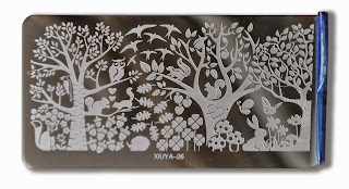 Nail-Stamp-Fairytale-Forest-XIUYA-26-