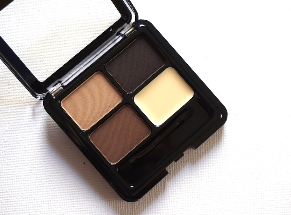 Bys Brow Definition Kit In 01 Wow Brows Review Swatch The Beauty