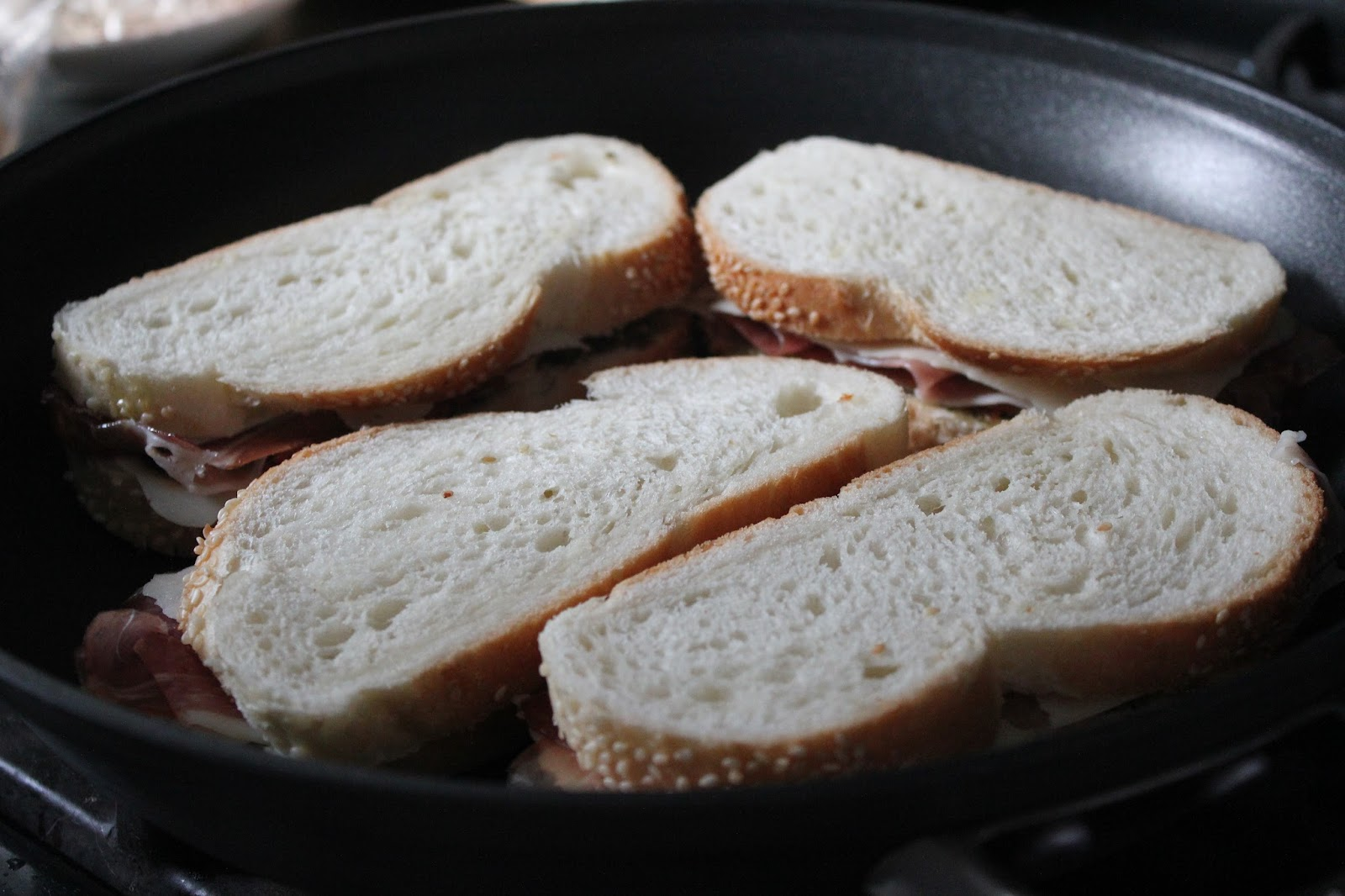 Delicious Dishings: Italian-Style Grilled Cheese ...