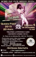 QUEEN FEST MEXICO 2015