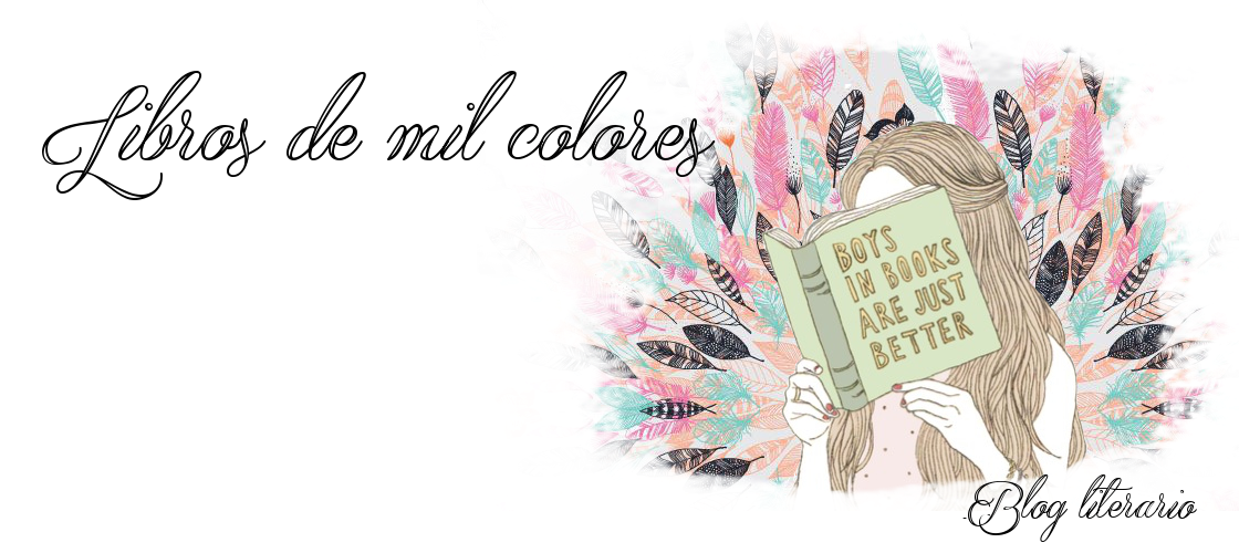 Libros de mil colores