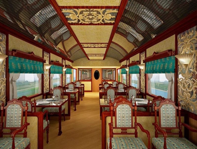 The Maharajas' Express   The Luxury Train of India