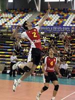 Elementos técnicos básicos del voleibol
