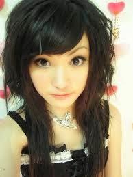 Model Rambut Wanita Sebahu Ala Korea 28