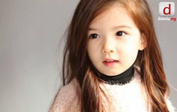 Anak Tercantik di Dunia