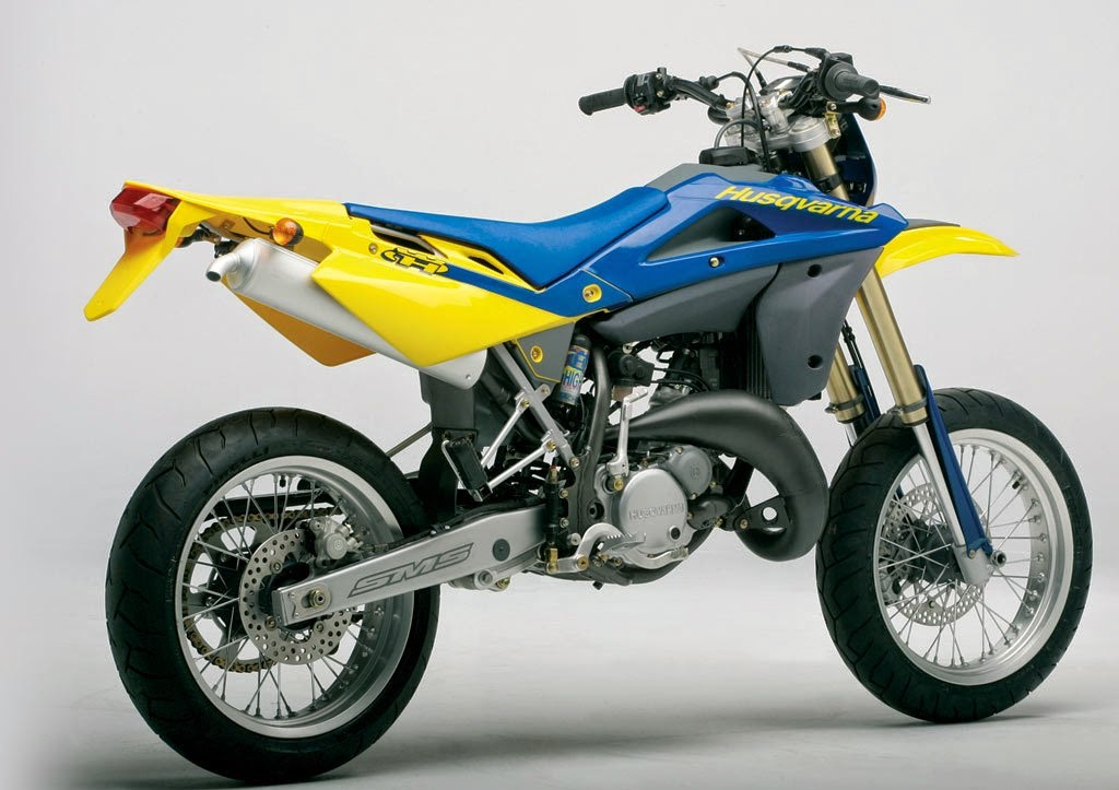 Husqvarna SM125S  motorcycles Price