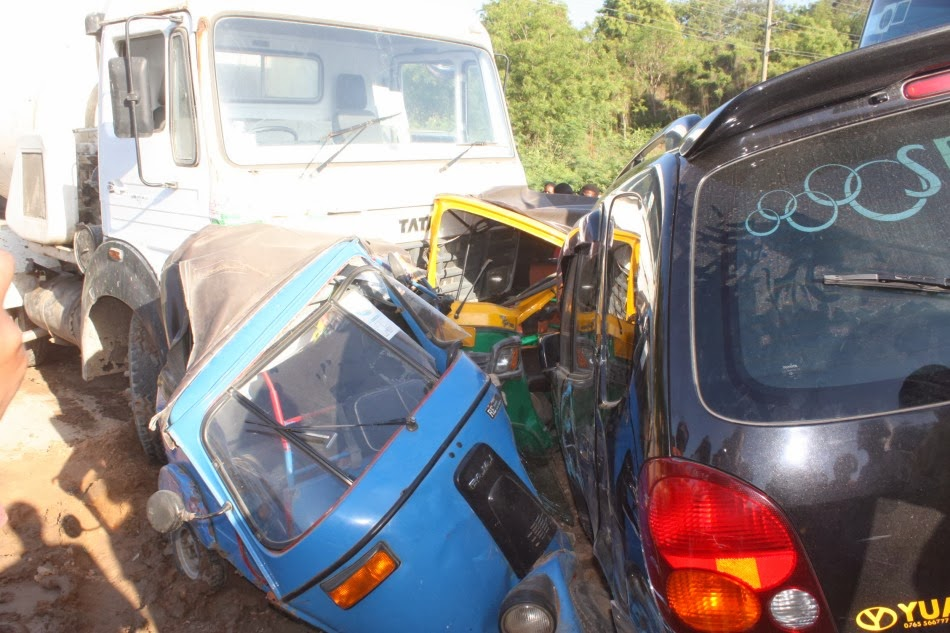 Image result for ajali ya bajaji