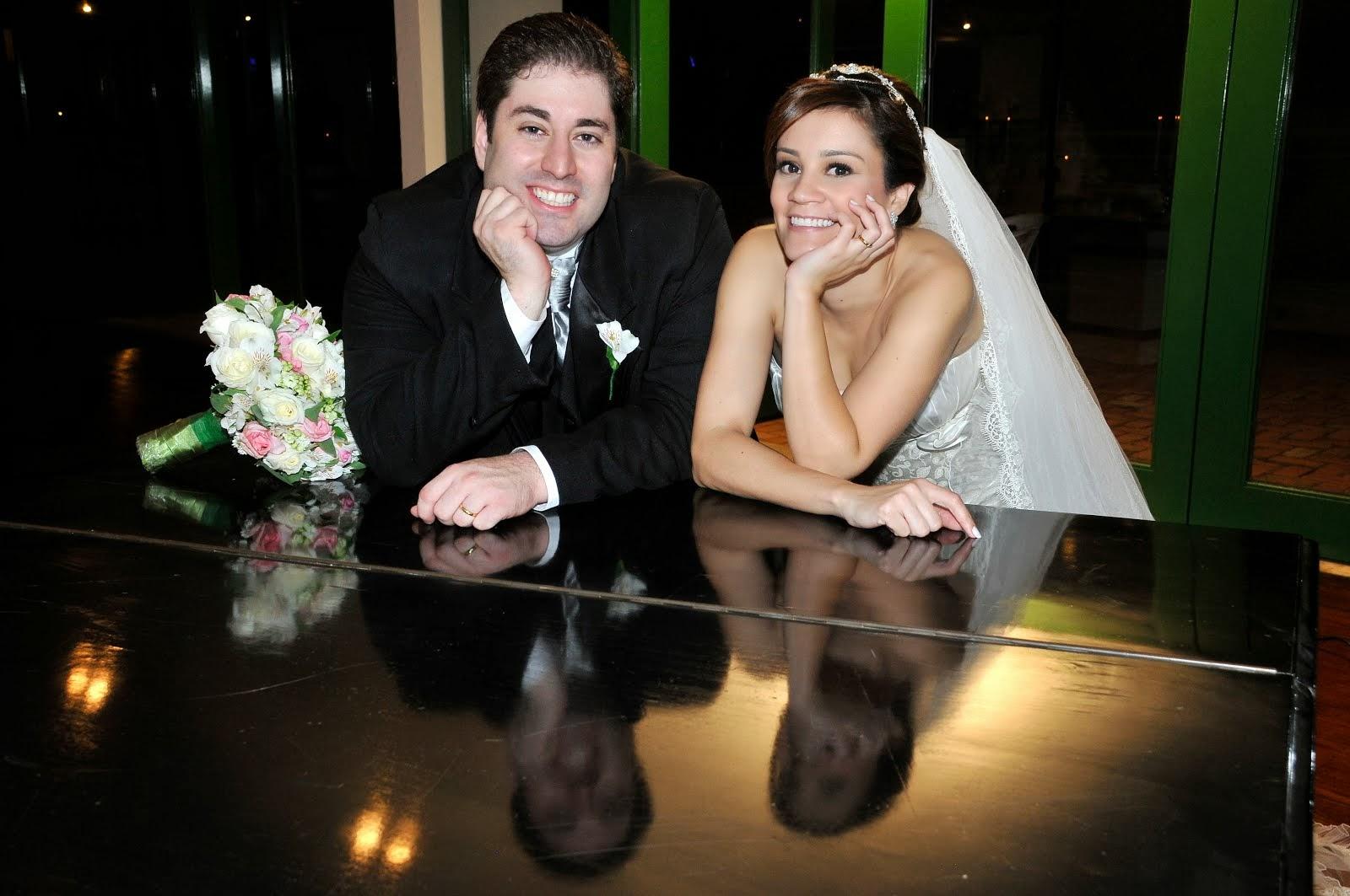 Aline e Igor