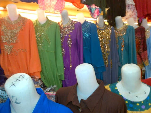 Grosir Baju Muslim Jatinegara