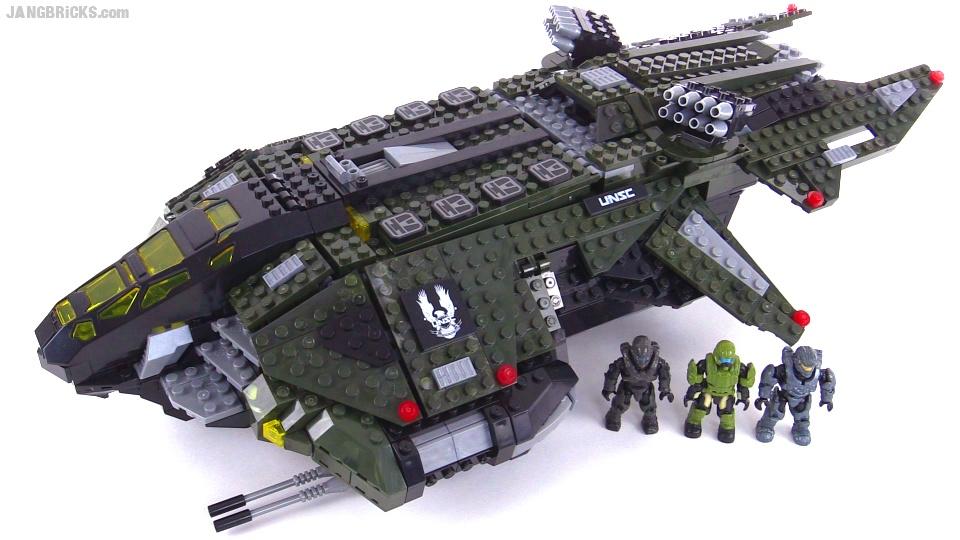 How To Build Lego Halo Vehicles