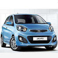 All new Kia Picanto SE 3 2013