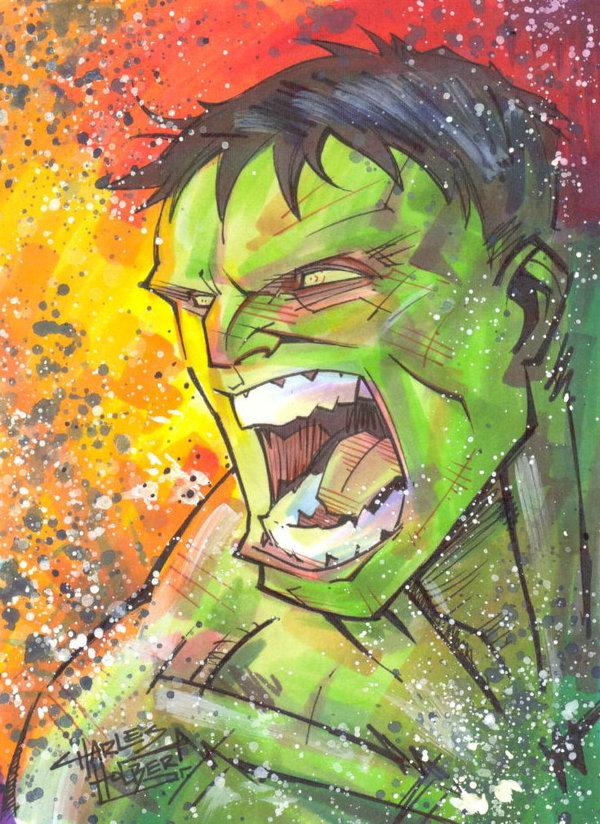 marker : Hulk por KidNotorious